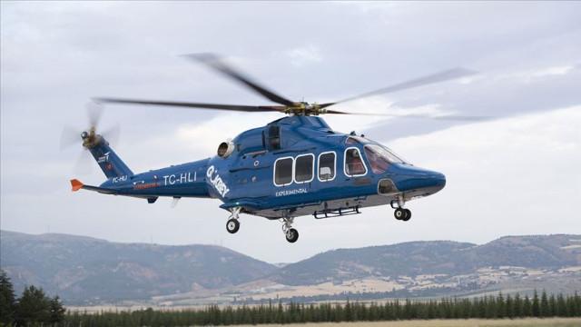 Milli helikopter Gökbey limitleri zorluyor