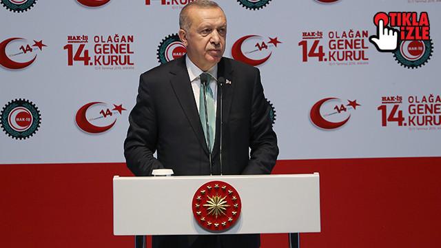 Erdoğan: Faiz politikamızın nasıl şekillendiğini de göreceksiniz