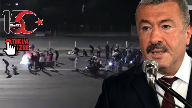İstanbul Emniyet Müdürü Çalışkan, 15 Temmuz'da köprüde yaşananları anlattı