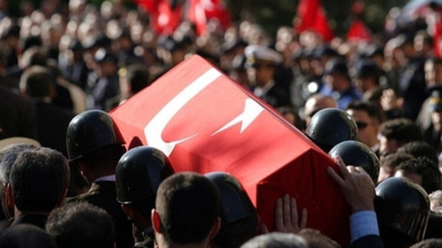 Ankara'da tedavi görev uzman çavuş şehit düştü