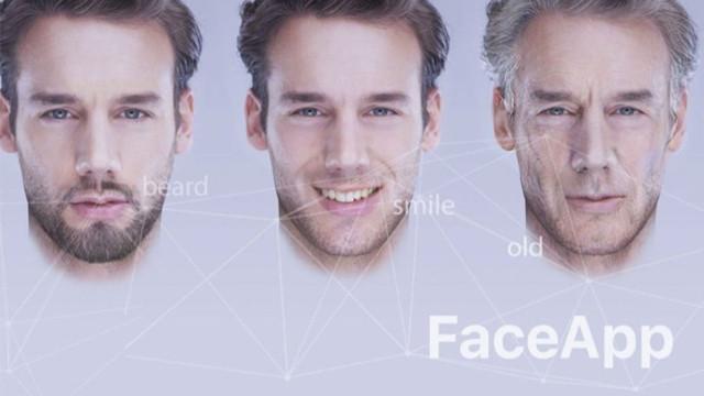 Yüz yaşlandırma uygulamasında kullanıcıları bekleyen büyük tehlike