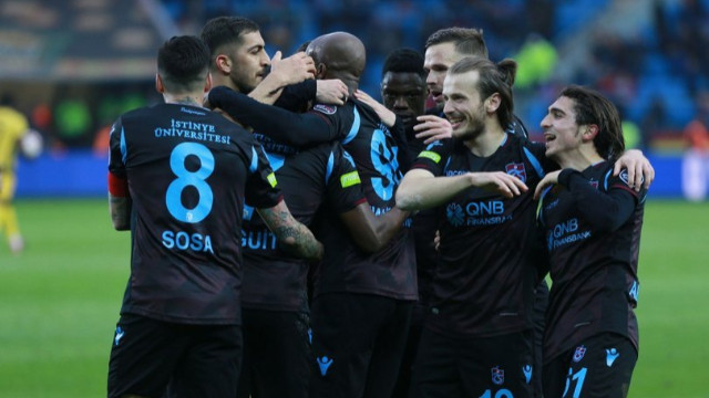 Trabzonspor'da forvete 4 aday!