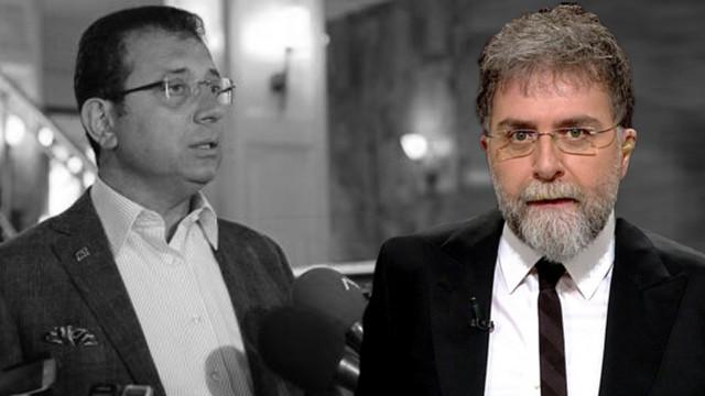 Ahmet Hakan: Ekrem İmamoğlu gözünü eğer o makama diktiyse