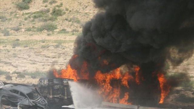 Tanzanya'da yakıt tankerinin patlaması sonucu 57 kişi hayatını kaybetti