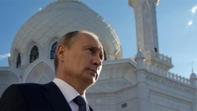 Putin, Müslümanların Kurban Bayramı'nı tebrik etti