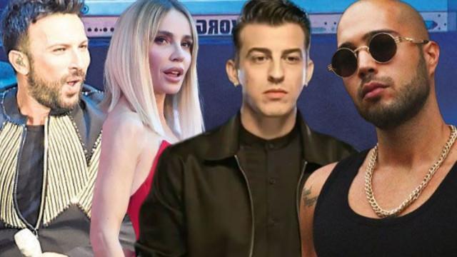 Gülşen, Tarkan ve Edis rap müzik yüzünden şarkılarının çıkış tarihini erteledi