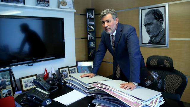 TBB BaşkanıFeyzioğlu'dan 'Yargı Reformu' açıklaması