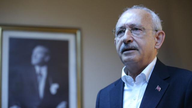 Kılıçdaroğlu'ndan Irak Başbakanı Kadhimi'ye mektup: Bir Türkmen'i bakan yapın