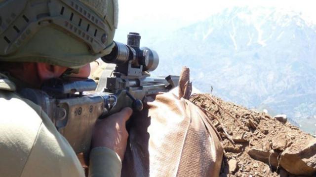 Pençe-3 Harekatında 9 terörist etkisiz hale getirildi
