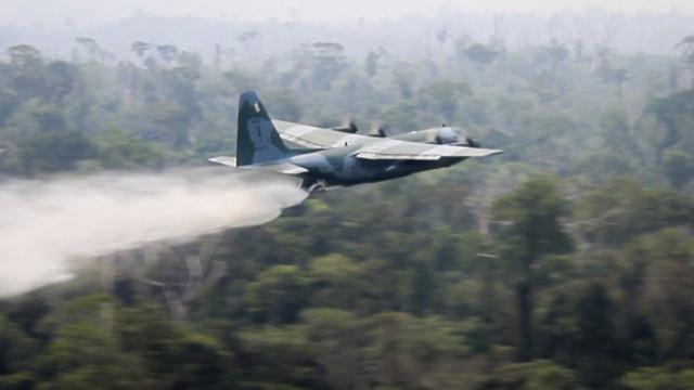 Brezilya 20 milyon euroluk yardımı reddetti