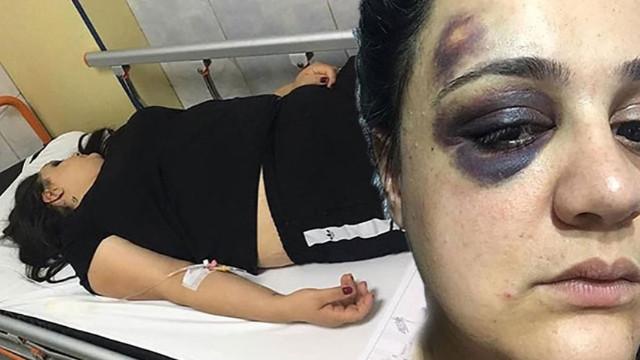 Bir kadına şiddet haberi daha! 'Gırtlağını keserim, başında beklerim' dedi