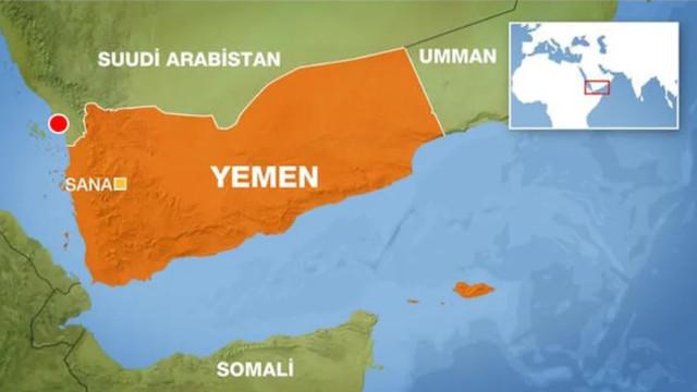 Yemen-Suudi Arabistan sınırında patlama!
