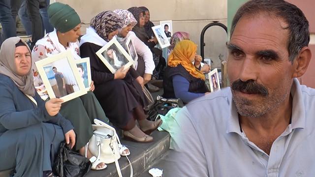 Evlat nöbetine katılan Ömer Tokyay: Torpilli olan ailelerin çocukları geri geldi