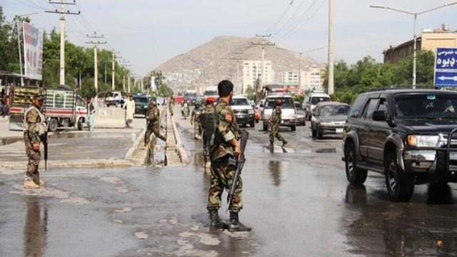 Afganistan'da şiddetli patlama
