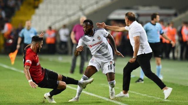 Bir itiraz da Beşiktaş'tan