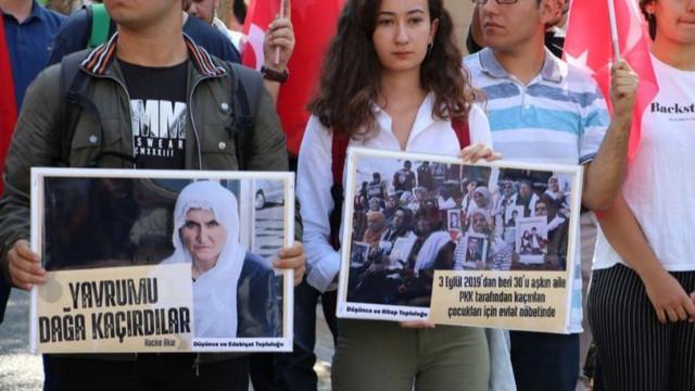 Diyarbakır annelerine, 20 şehirden 117 STK destek verdi