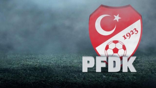 PFDK'da ceza yağdırdı!