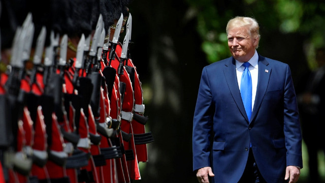 ABD'de flaş Trump iddiası!