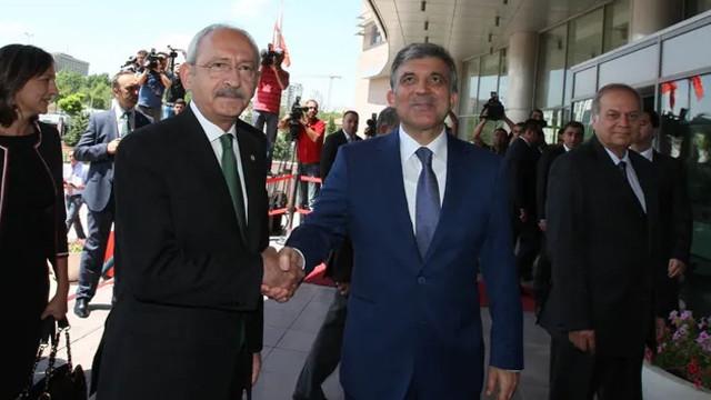 Kılıçdaroğlu, Gül'e Cumhurbaşkanlığı için söz verdi mi?