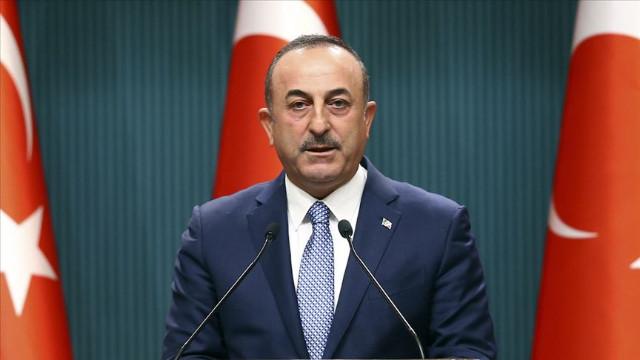 Dışişleri Bakanı Çavuşoğlu'ndan Barış Pınarı Harekatı açıklaması