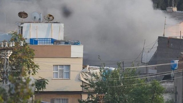 Nusaybin'e 6 roket fırlatıldı