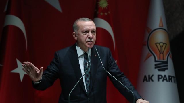 Cumhurbaşkanı Erdoğan: Hedeflerimizden asla şaşmadık