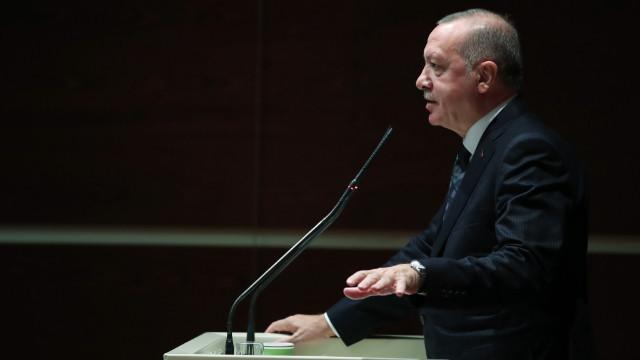 Erdoğan'dan AB'ye mesaj: Avrupa Birliği kendinize gelin, kapıları açarız