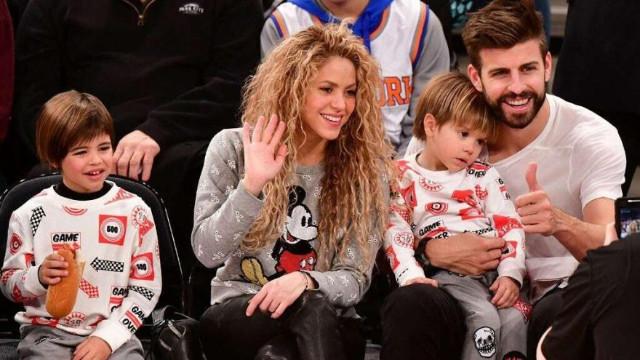 Trabzonspor, Pique ve Shakira'ya forma gönderdi