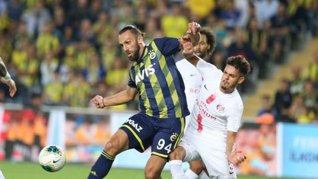 Vedat Muriç'ten Fenerbahçe açıklaması