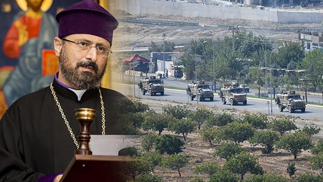 Türkiye Ermeni Patrikliği'nden 'Barış Pınarı Harekatı'na destek!