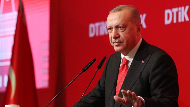Erdoğan Azerbaycan'da operasyonu konuştu: Bin kilometrelik alanı terör örgütünden kurtardık