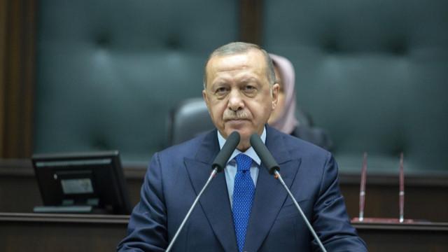 Cumhurbaşkanı Erdoğan: Ey Batı, ey Arap Ligi! Bu devran elbet dönecek
