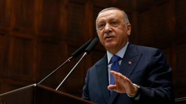 Erdoğan: Rejimin, SDG ile bir anlaşması olduğuna ihtimal vermek istemiyorum