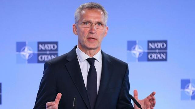 NATO'dan, Türkiye açıklaması
