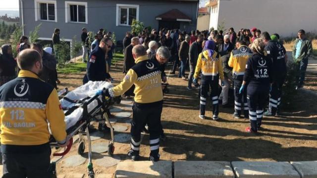 Uşak'ta bir evde yangın: 3'ü çocuk 4 kişi hayatını kaybetti