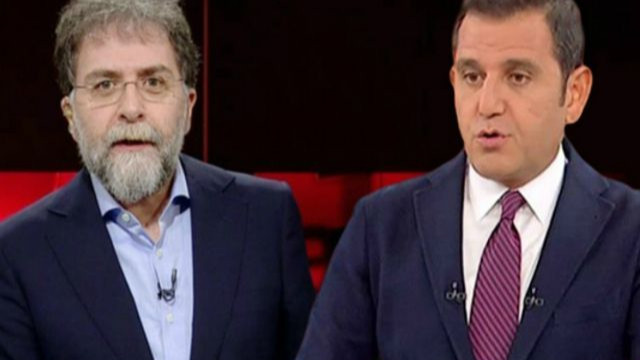 Ahmet Hakan ve Fatih Portakal arasındaki tartışma büyüyor