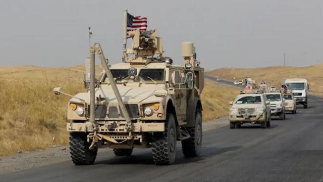 ABD, Suriye'ye asker gönderdi