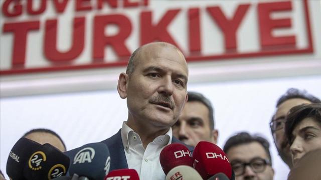 Bakan Soylu: Yakalanan DEAŞ'lılar ülkelerine gönderilecek