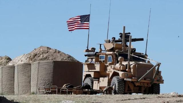 ABD konvoyuna Suriye'de saldırı iddiası