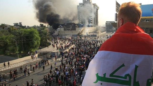 BM'den Irak protestoları açıklaması: Kan dökülmeye devam edilmesi ürkütücü
