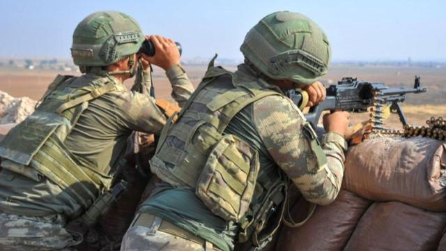 MSB duyurdu: PKK/YPG 24 saatte 11 saldırı gerçekleştirdi