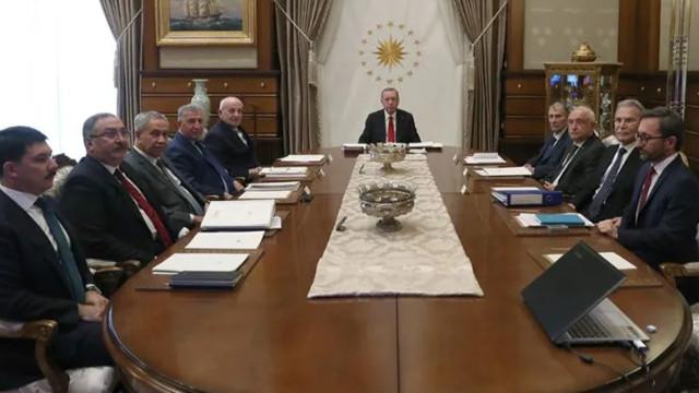 Yüksek İstişare Kurulu toplantısı sonrası açıklama