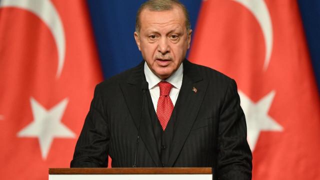 Erdoğan: Bağdadi'nin 13 tane yakın çevresini yakaladık