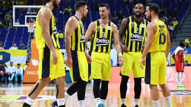 Fenerbahçe Beko Euroleague arenasına çıkıyor
