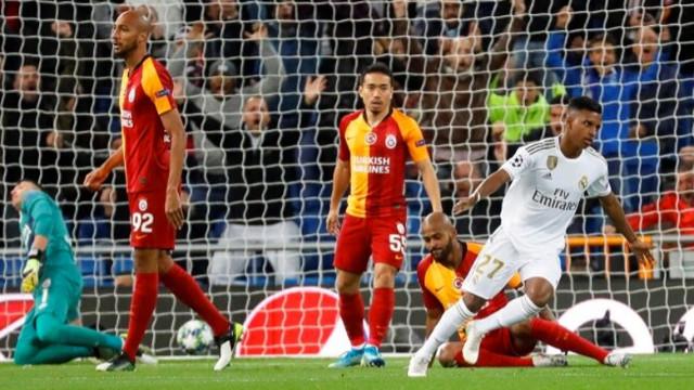 Galatasaray İspanya'da farklı kaybetti
