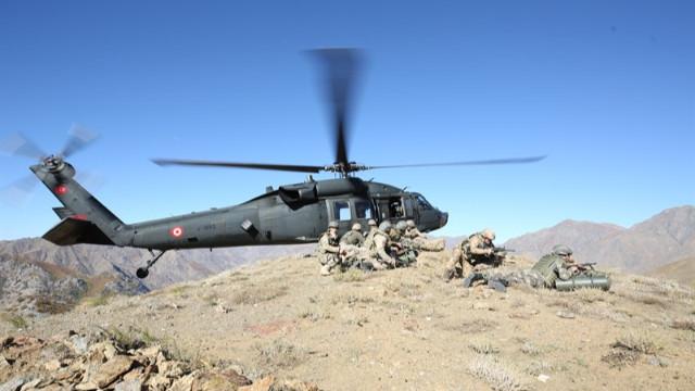 Kıran-5 operasyonu başladı