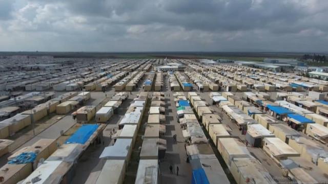 Yunun gazeteci Türk kamplarını övdü: 5 yıldızlı otel gibi