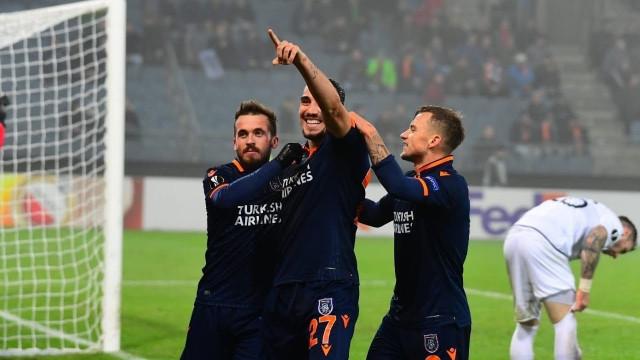 Başakşehir'in Fransız yıldızı haftanın futbolcusuna aday