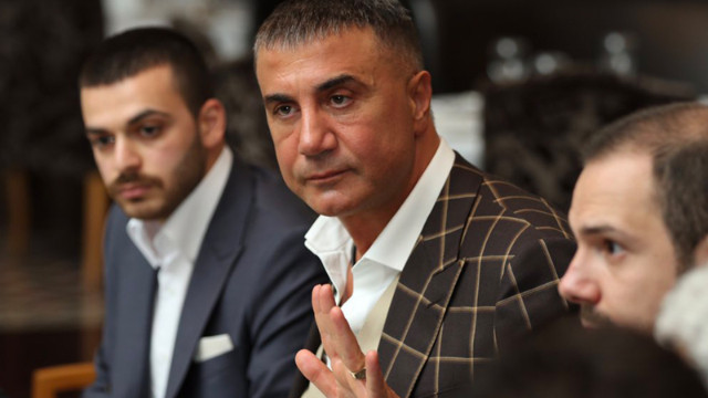Sedat Peker, Davutoğlu'nun partisine mi katılıyor?