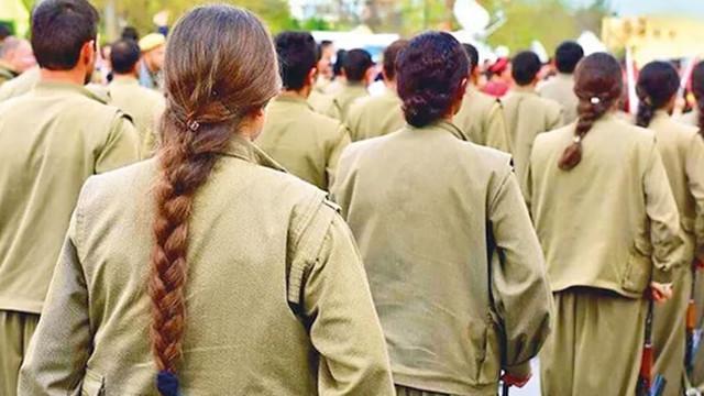 Bin kadın terör örgütünden kaçtı